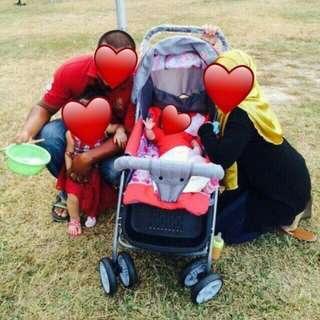 Stroller Sweet baby