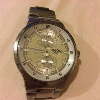REPRICED Authentic unisex wristwatch w/ new Battery