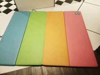ALZIP folded mat