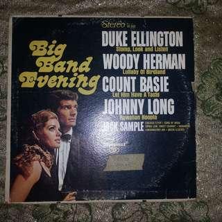 Big Band Evening Vinyl Record