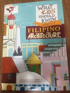 Filipino Architecture