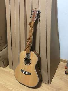 Brand new 36inch solid TOP acoustic guitar