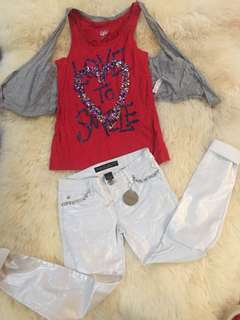 ootd set for girls