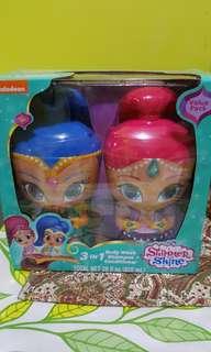 Shimmer and Shine Shampoo Set