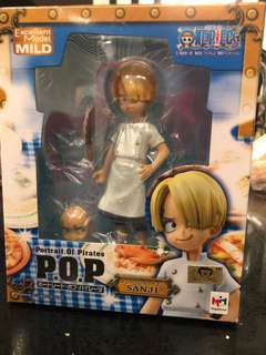 One Piece Limited Edition P.O.P Sanji Brand New Unopened Imported from Japan