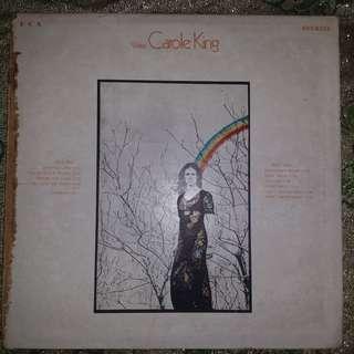 Carole King Vintage Vinyl Record