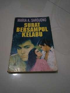 Novel Maria A Sardjono