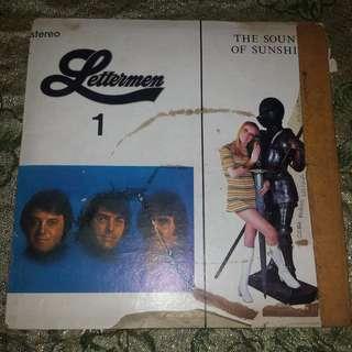 """Lettermen"" & ""The Sound of Sunshine"" Vinyl Record"
