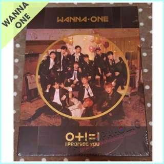 WANNA ONE - 2nd Mini Album ' I PROMISE YOU ' ( Night version )