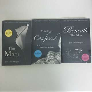 Fifty Shades Of Grey Trilogy
