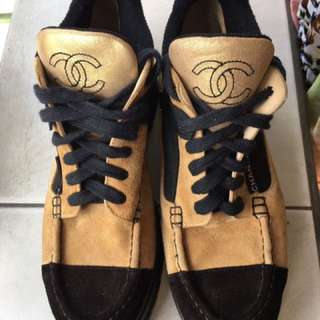 AUTHENTIC CHANEL SHOES