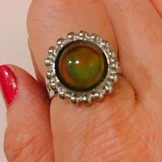 Quality Mood Ring made in the USA