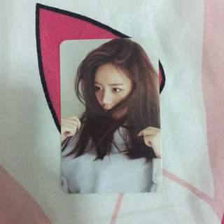 Girls Day Everyday Hyeri Photocard