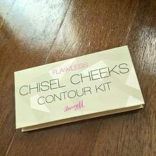 Chisel cheeks contour palette