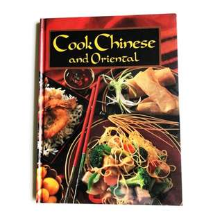 Cook Chinese and Oriental Cookbook