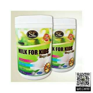 Milk For Kids