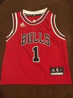 ORIGINAL Derrick Rose Basketball Jersey