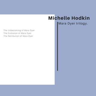 [eBook] Michelle Hodkin - Mara Dyer Trilogy