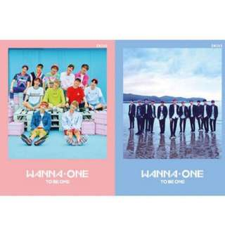 (WTB) Wanna one to be one