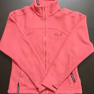 WOMEN JACK WOLFSKIN Fleece Jacket