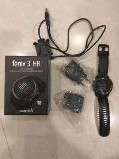Garmin Fenix 3 HR