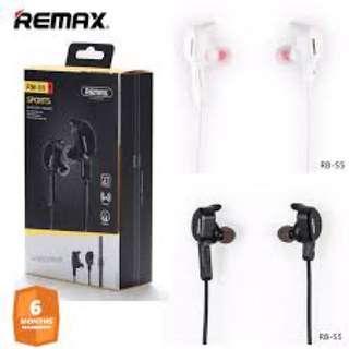 Original Remax Bluetooth Headset RB S5