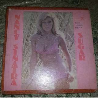 """Nancy Sinatra - """"Sugar"""" Vinyl Record"""