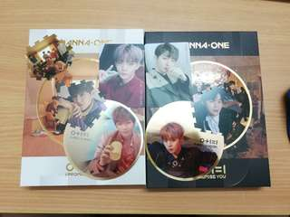 Wanna one IPU album night ver