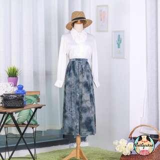 🍿 Vintage Midi Skirt VS1357