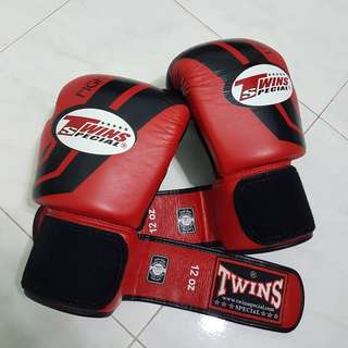 TWINS boxing gloves, 12oz
