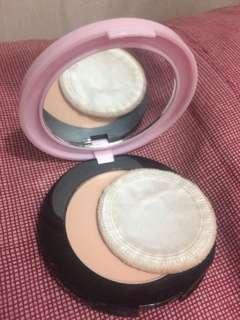 maybelline clear smooth powder