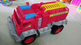 Imported Toy Truck