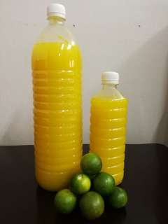 Pure Lime juice 纯桔子汁 500ml
