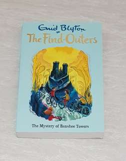BN Enid Blyton The Find-outers - The Mystery of the Banshee Towers