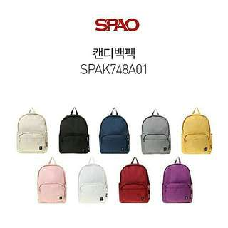 Open Po KL SPAO Candy Bag