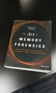 The Art of Memory Forensic