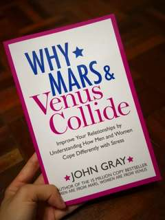 Why Venus and Mars collides