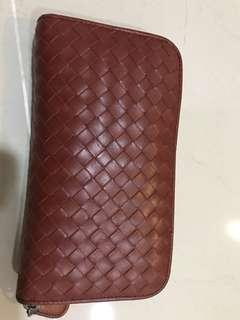 Bottega Veneta Nappa wallet