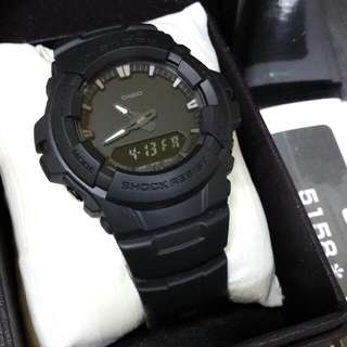 CASIO G-Shock G-100BB-1AJF authentic Gshock Sports watch from Japan