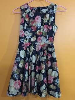 🚚 suede dress