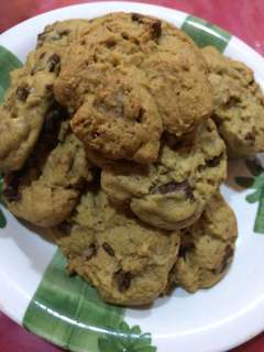 Homemade chocolate chips cookies 🍪