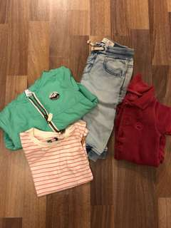 Assorted baby Boys clothing