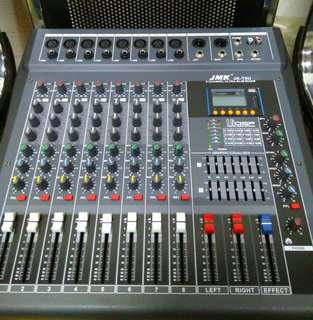 Mixer type JKT8U 8ch