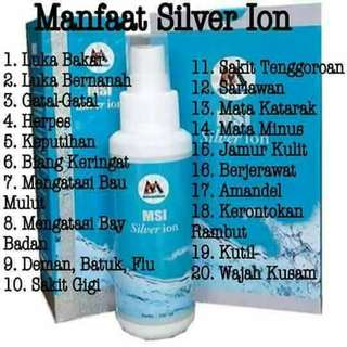 Silver ion