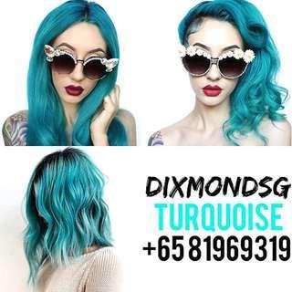 [Aug 2018] Dixmondsg Turquoise HairDye x2