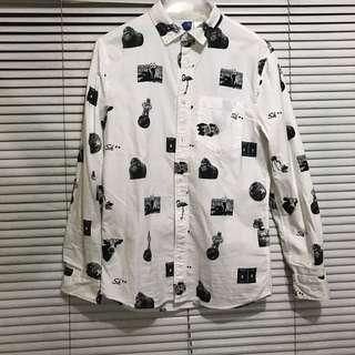 H&M Printed Polo