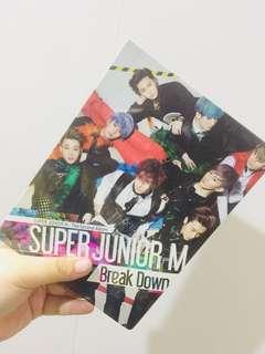 Super Junior M - Break Down