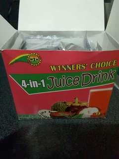 4 in 1juice drink slimming juice