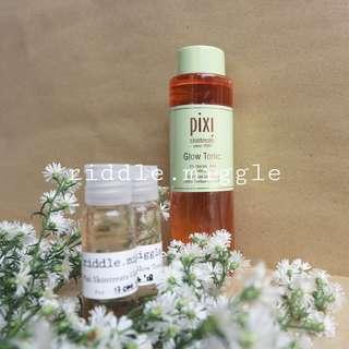 Share in bottle 25ml pixi skintreats glow tonic