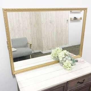 巴洛克裝飾邊框用鏡